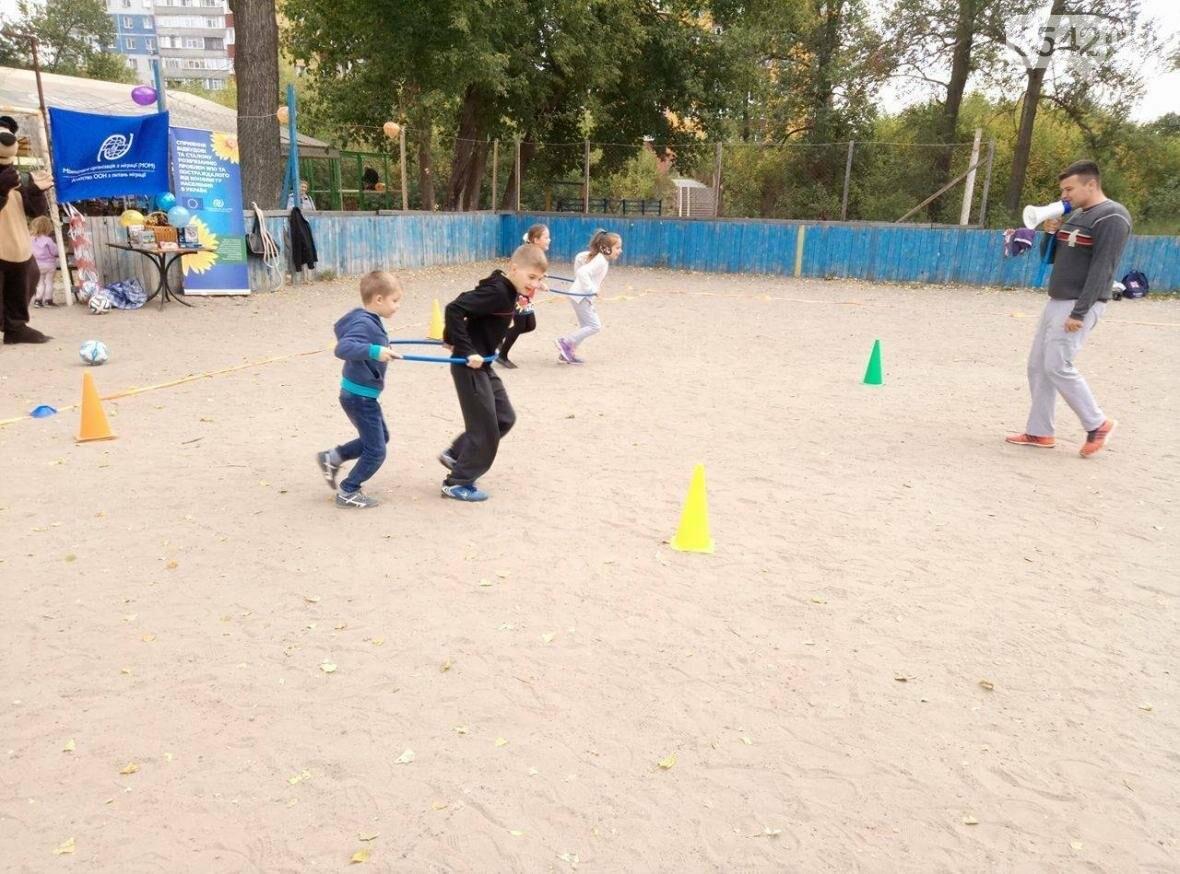 В Сумах возрождали традиции семейных игр, фото-8
