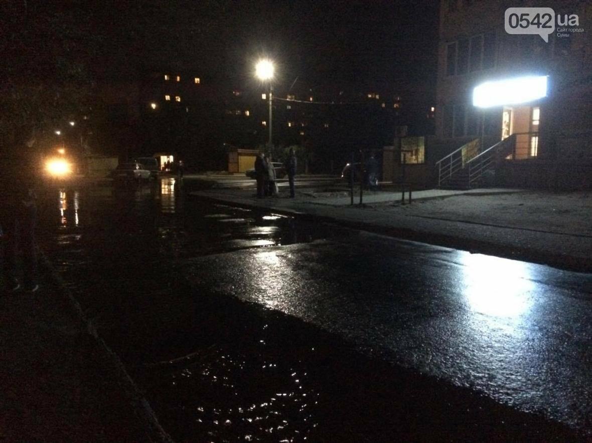 В Сумах часть «девятки» до сих пор без воды, фото-5