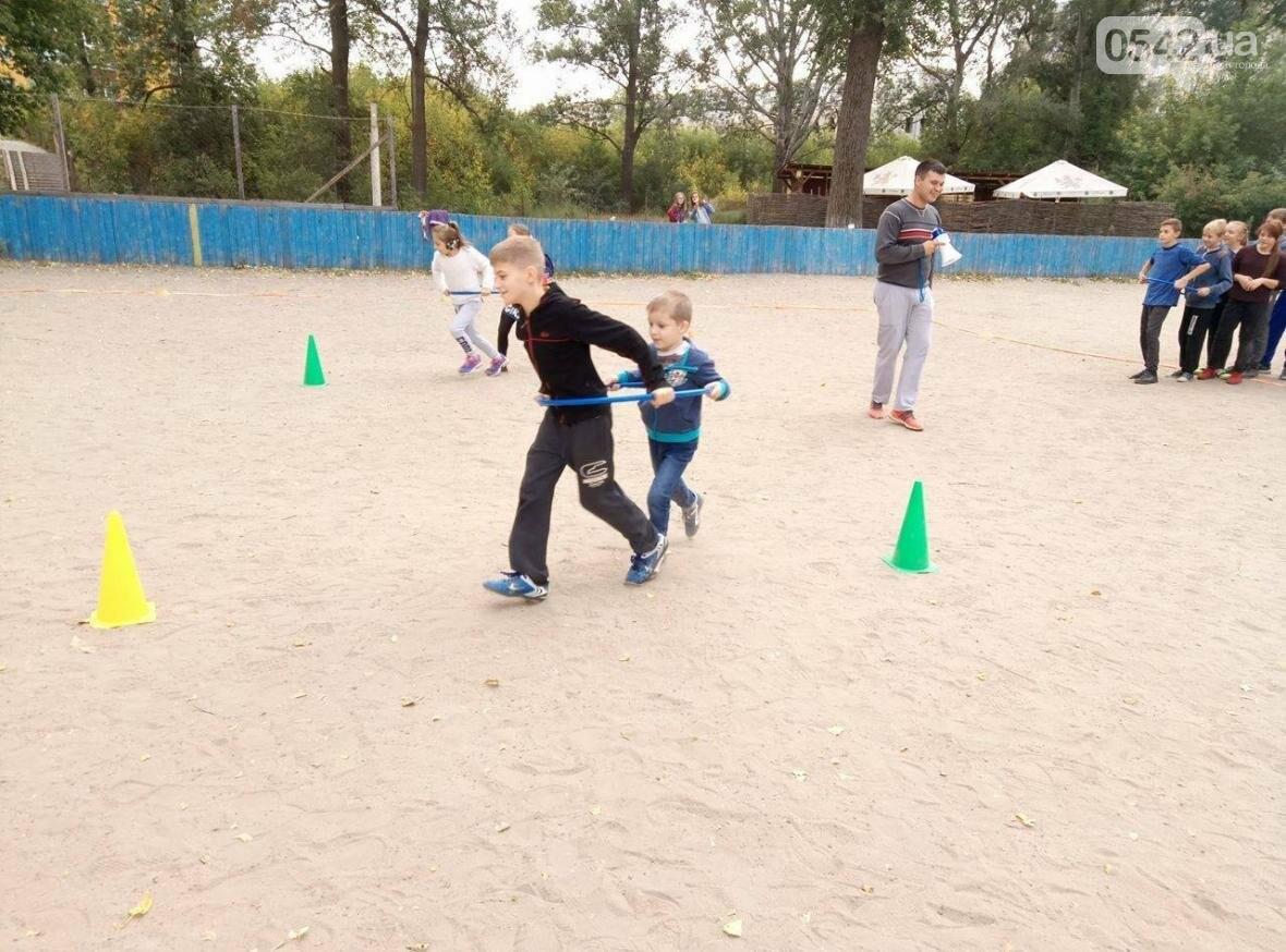 В Сумах возрождали традиции семейных игр, фото-11