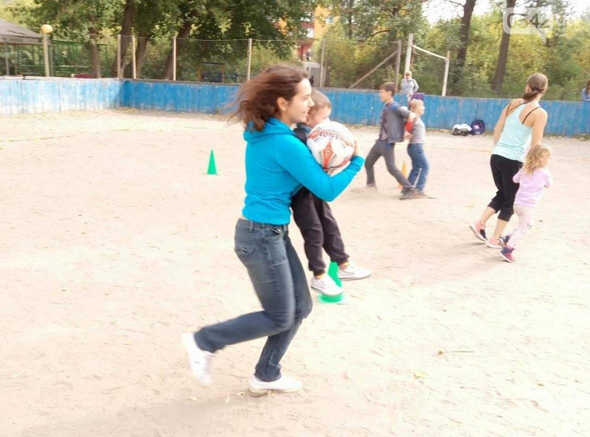 В Сумах возрождали традиции семейных игр, фото-7
