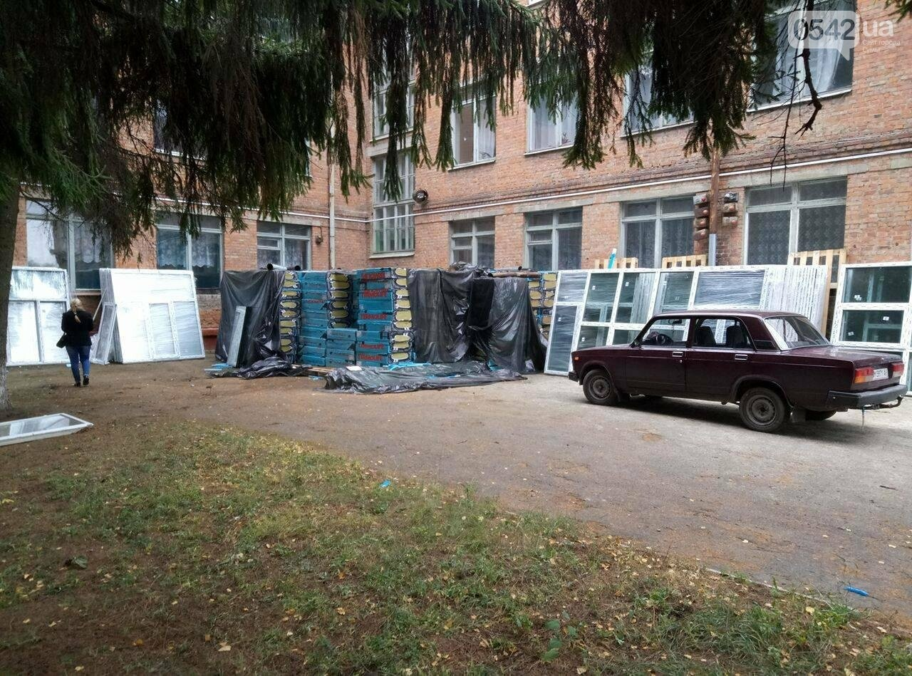 В Сумах проинспектировали, как утепляют УВК №16, фото-5