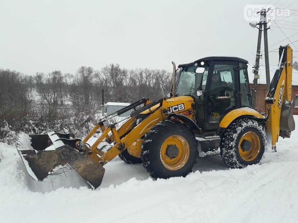 Сумам добавили снегоуборочной техники, фото-4