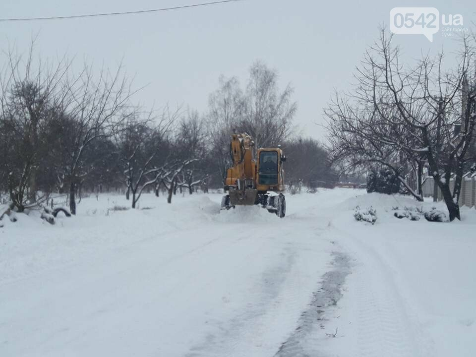 Сумам добавили снегоуборочной техники, фото-1