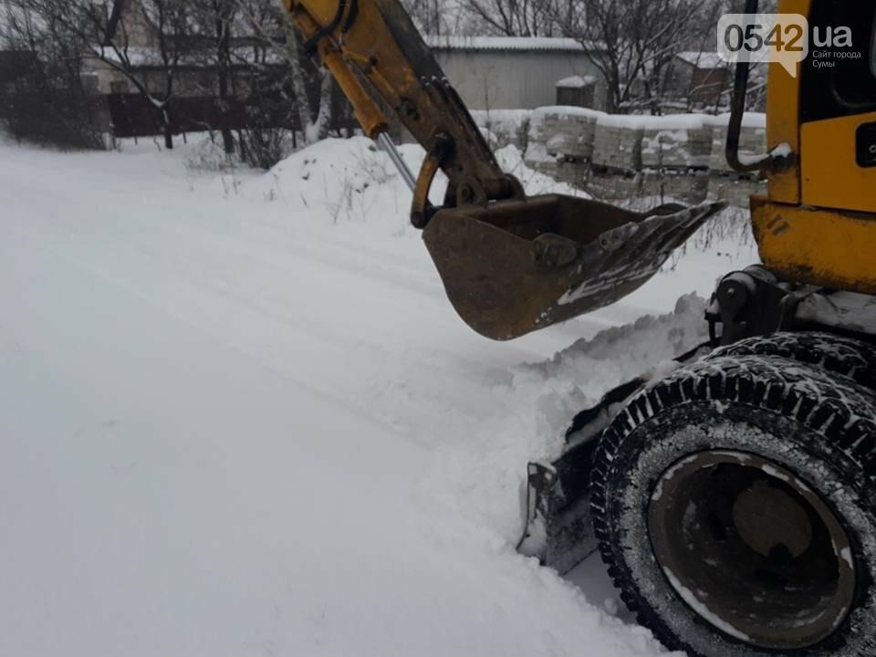 Сумам добавили снегоуборочной техники, фото-2