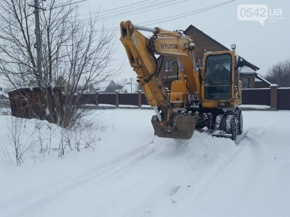 Сумам добавили снегоуборочной техники, фото-6