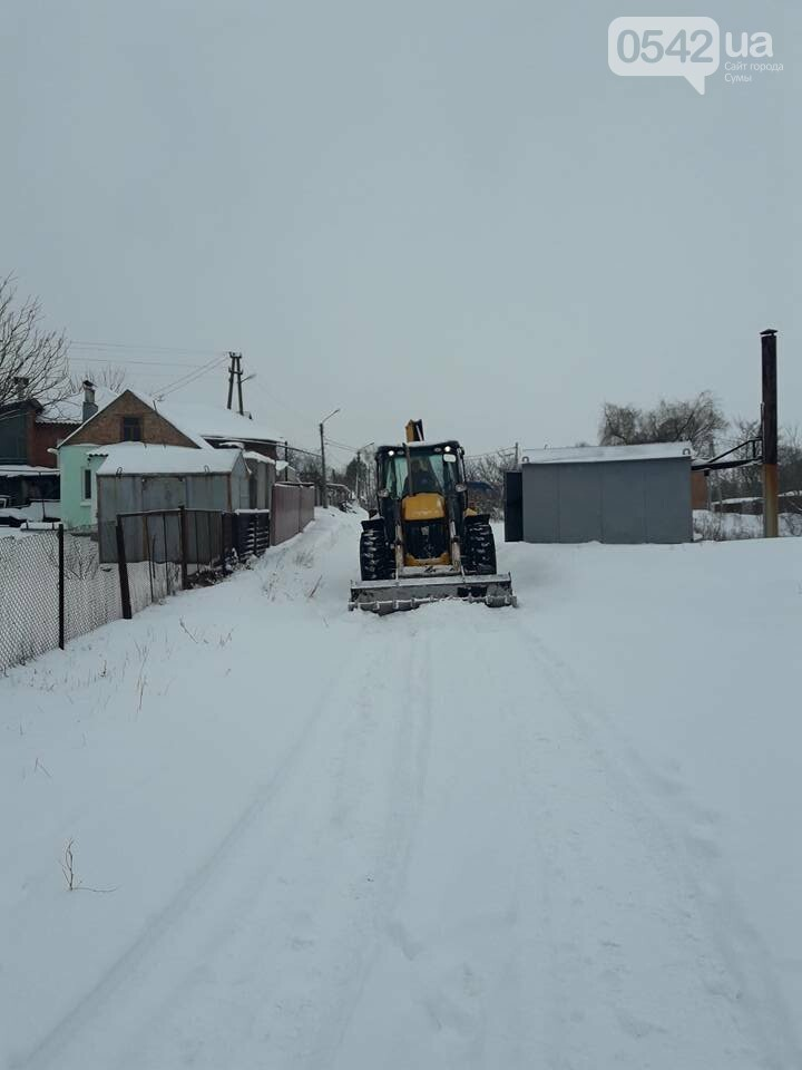 Сумам добавили снегоуборочной техники, фото-3