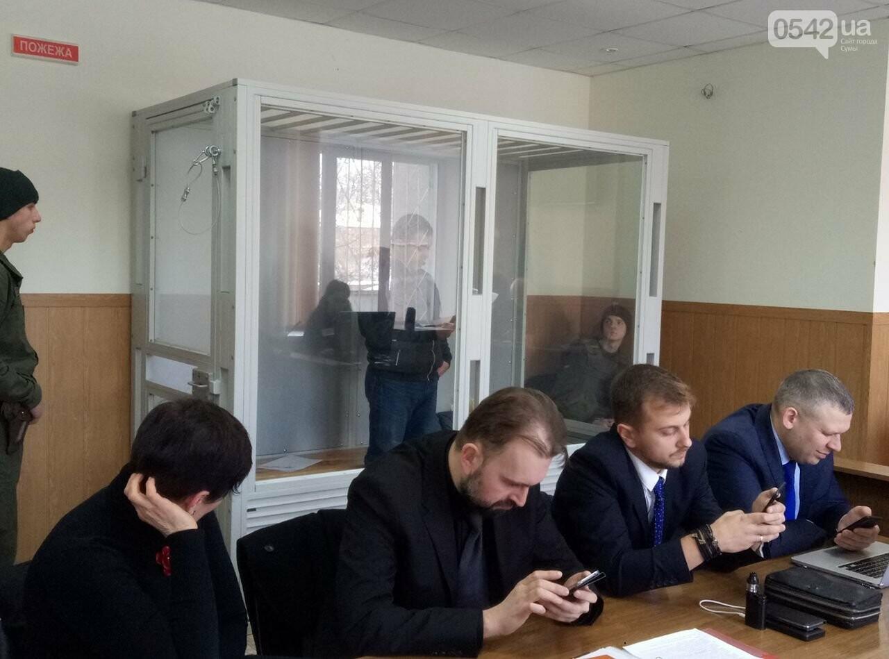 В Сумах апелляционный суд оставил под стражей менеджера компании, подозреваемого в финансировании терроризма, фото-3