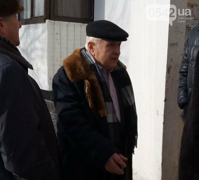 В Сумах советник Лысенко препятствует введению в эксплуатацию лифтов?, фото-1