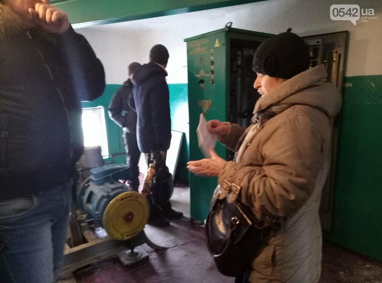 В Сумах советник Лысенко препятствует введению в эксплуатацию лифтов?, фото-3