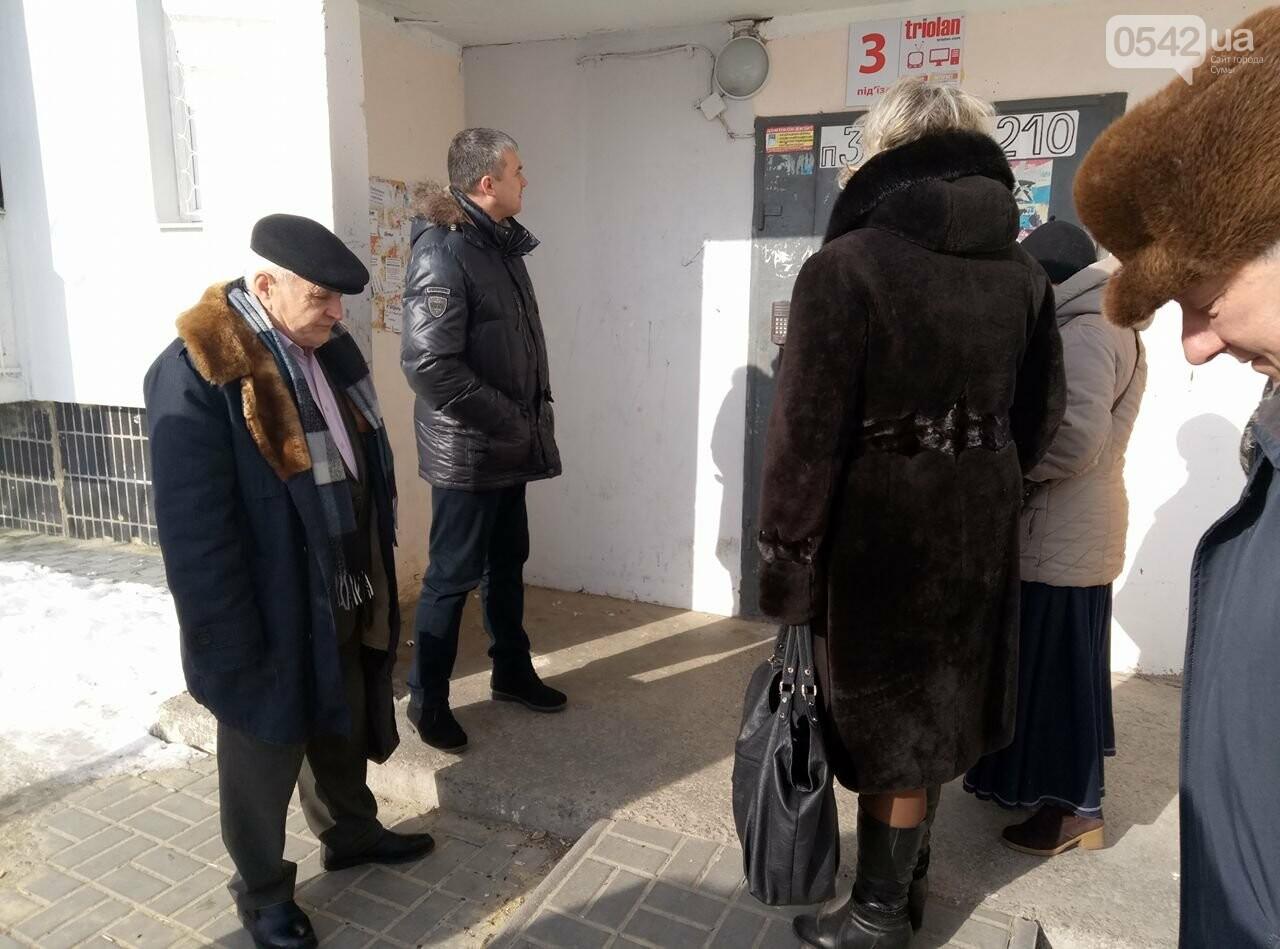 В Сумах советник Лысенко препятствует введению в эксплуатацию лифтов?, фото-5