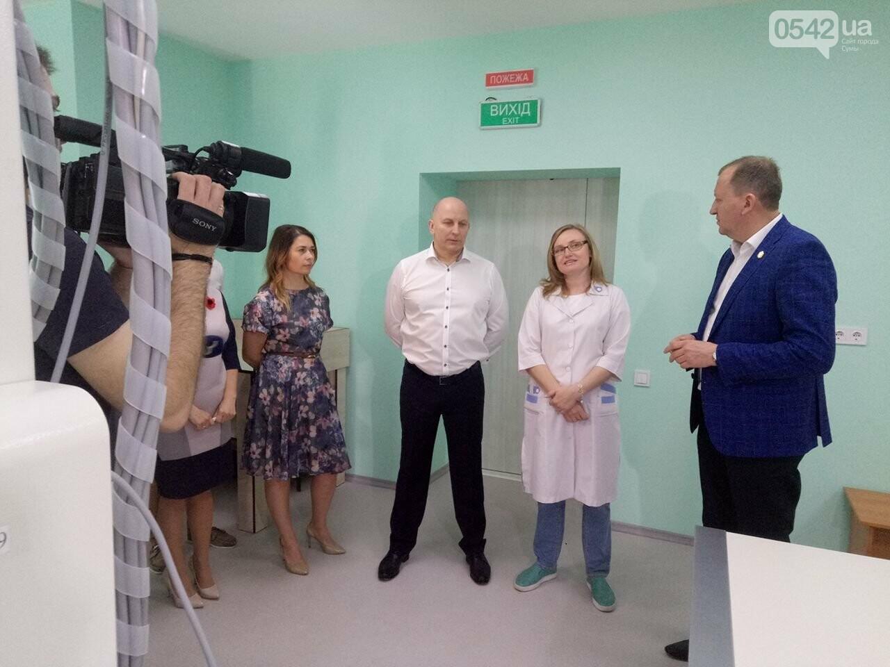 В Сумах продолжают модернизировать детскую больницу, фото-9