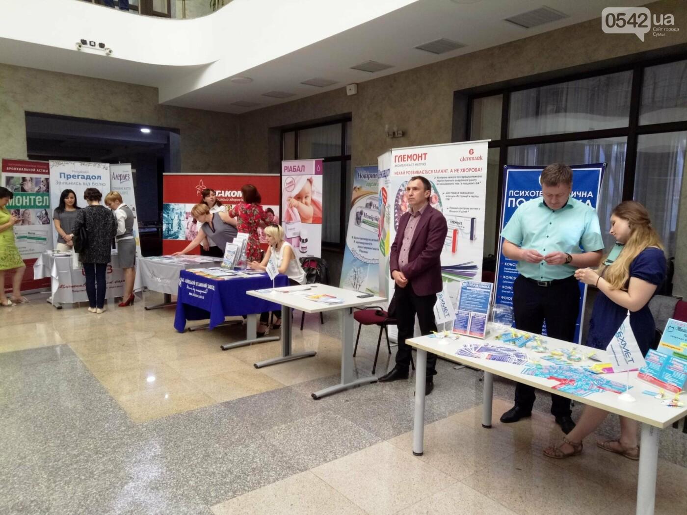 В Сумах состоялся форум, посвященный актуальным вопросам использования современных методов лабораторной диагностики , фото-15