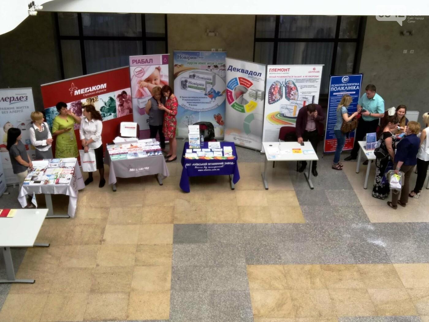 В Сумах состоялся форум, посвященный актуальным вопросам использования современных методов лабораторной диагностики , фото-13