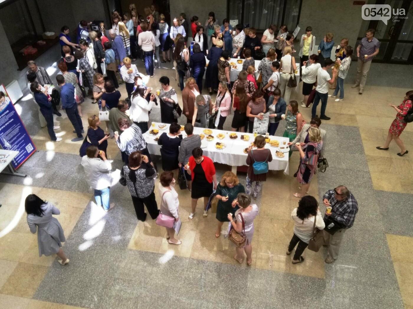 В Сумах состоялся форум, посвященный актуальным вопросам использования современных методов лабораторной диагностики , фото-5