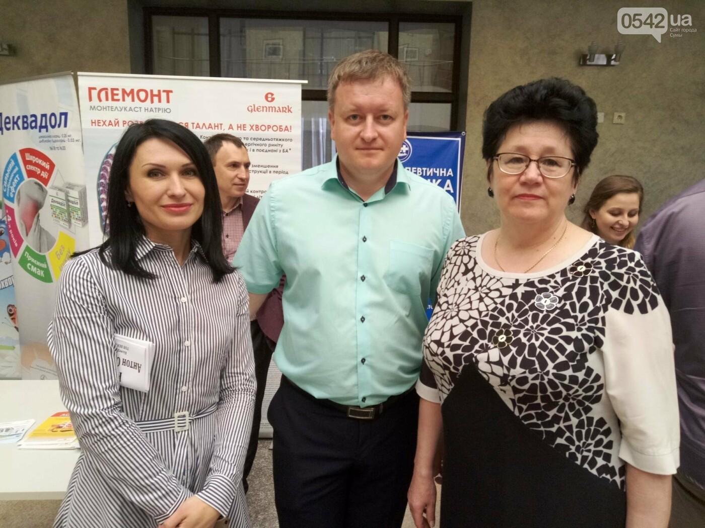 В Сумах состоялся форум, посвященный актуальным вопросам использования современных методов лабораторной диагностики , фото-8