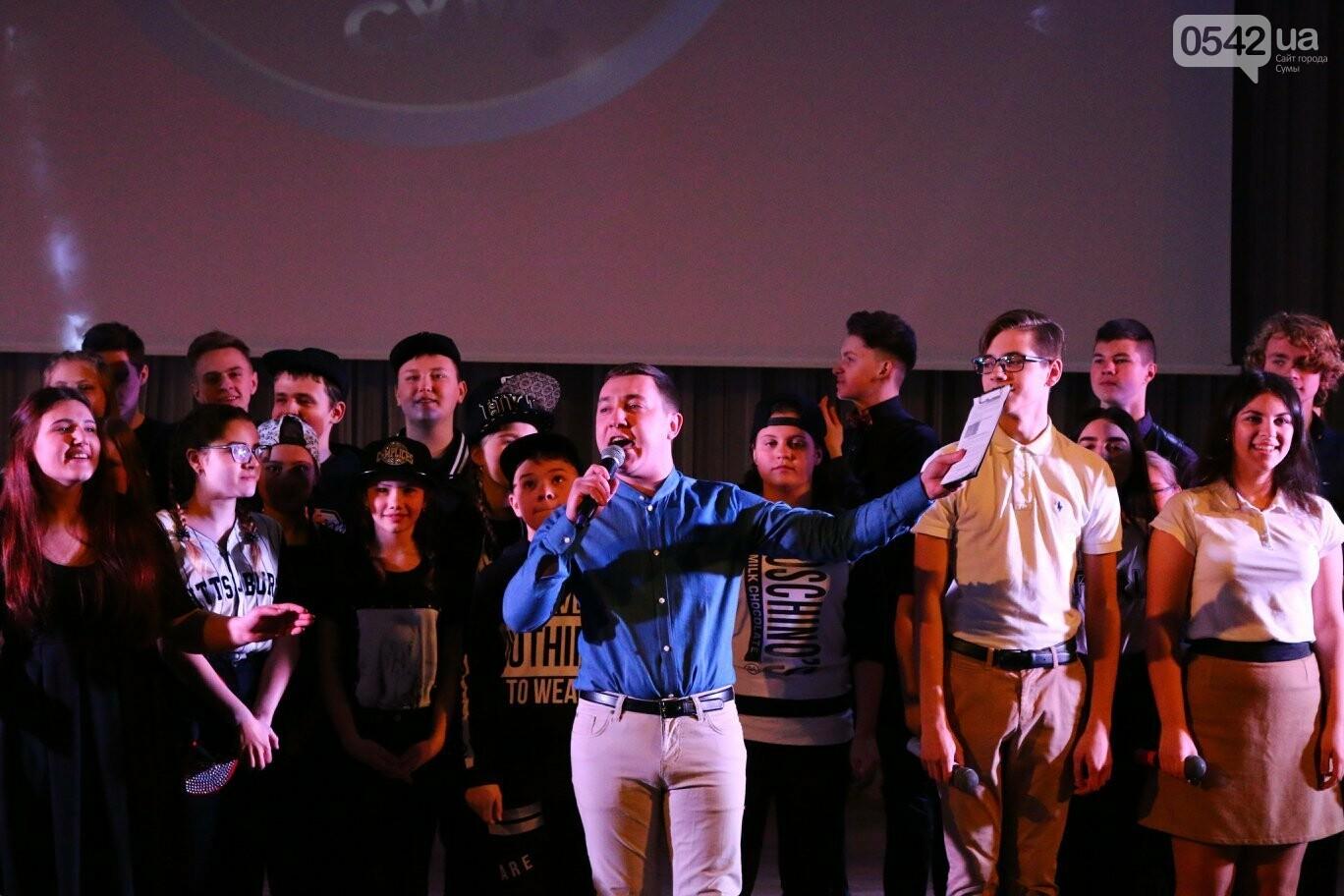 Полу финал первой в стране «Школьной лиги смеха» состоится 15 октября, фото-2