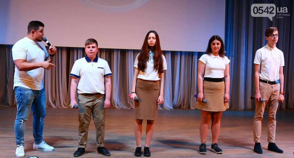 Полу финал первой в стране «Школьной лиги смеха» состоится 15 октября, фото-5