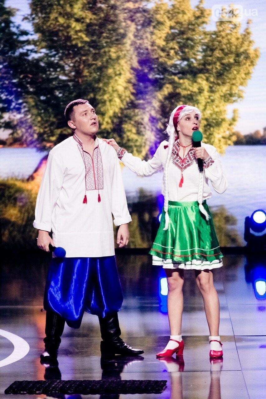 Команда из СумГУ в полуфинале «Лиги смеха» на «1+1», фото-2