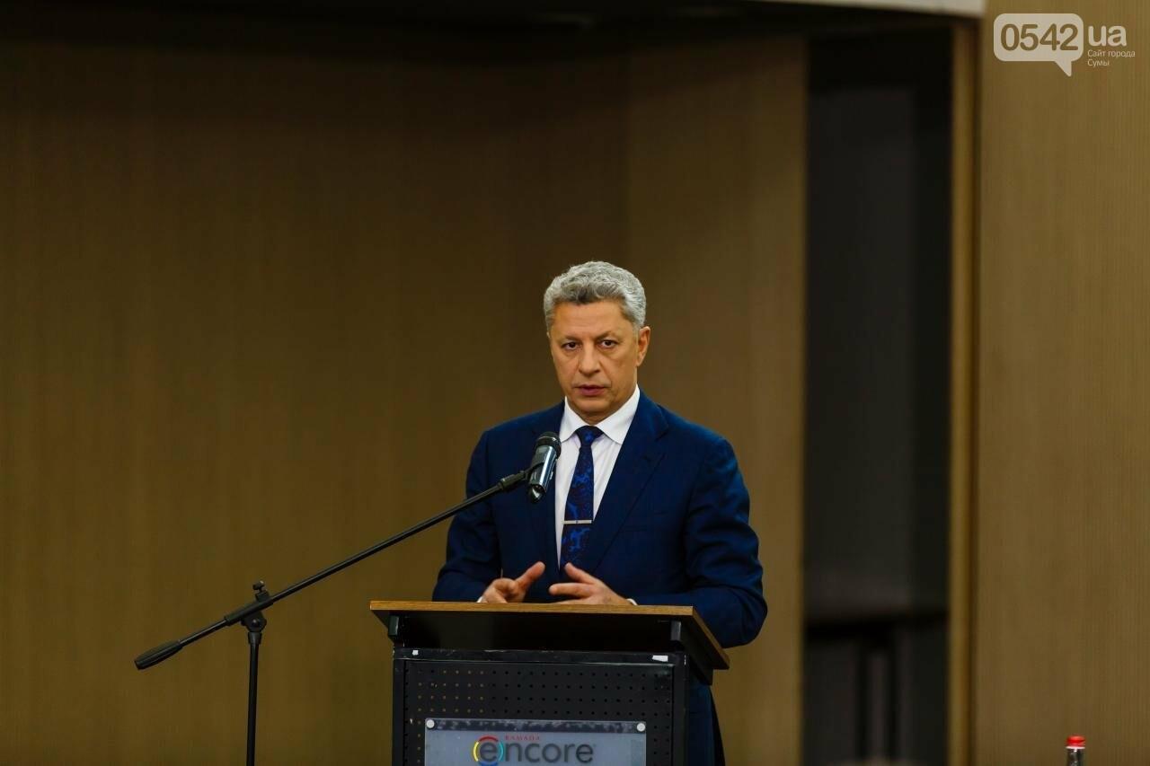 Большинство Оппозиционного Блока поддержало Оппозиционную Платформу - За Жизнь и Юрия Бойко, фото-1
