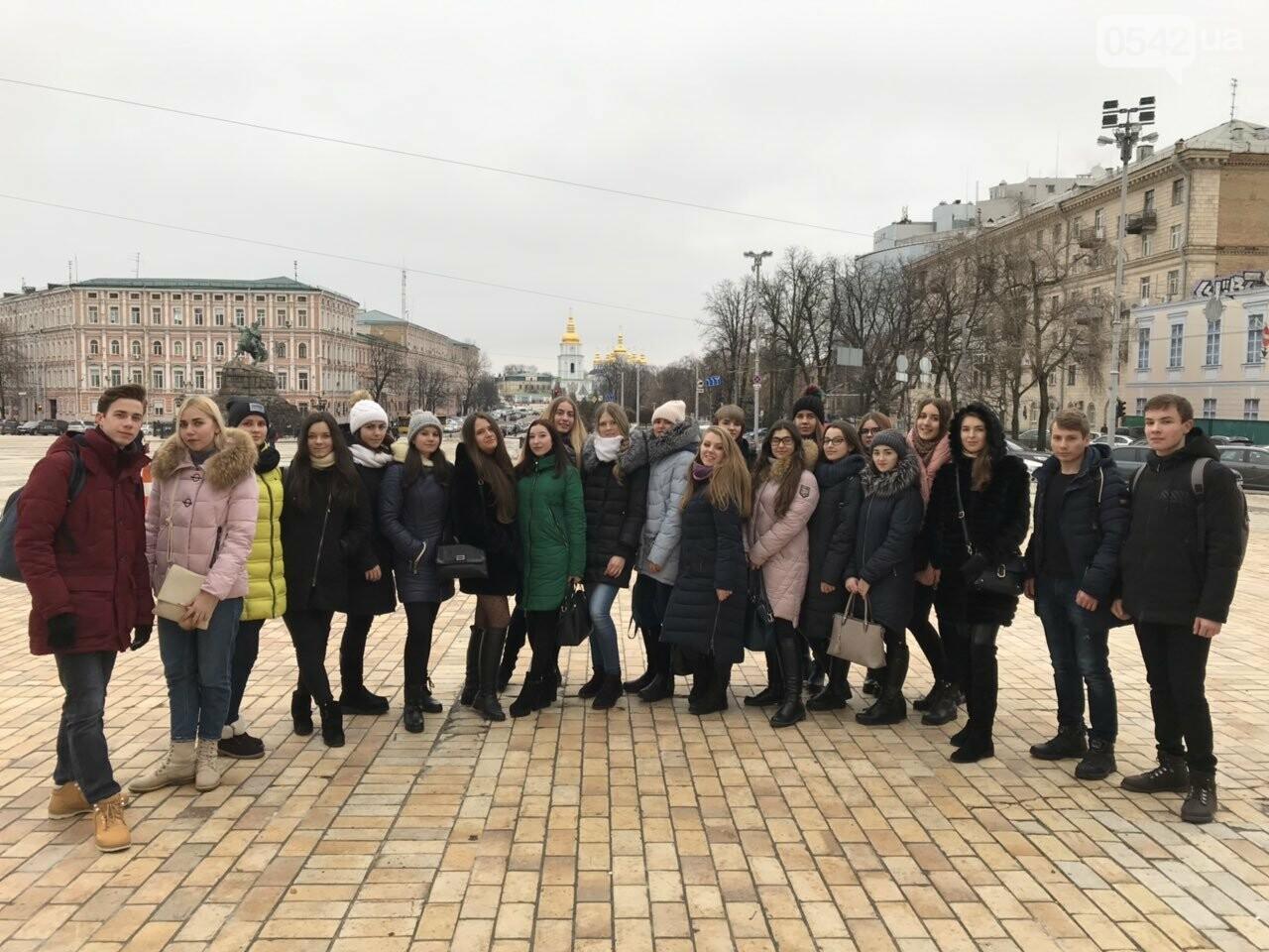 Лучшие студенты СумГУ на экскурсии в ВРУ, фото-1