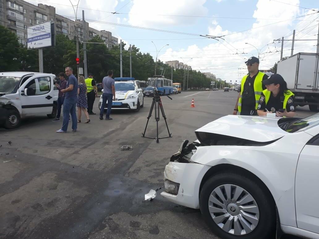 В Сумах на улице Харьковской произошло ДТП , фото-2