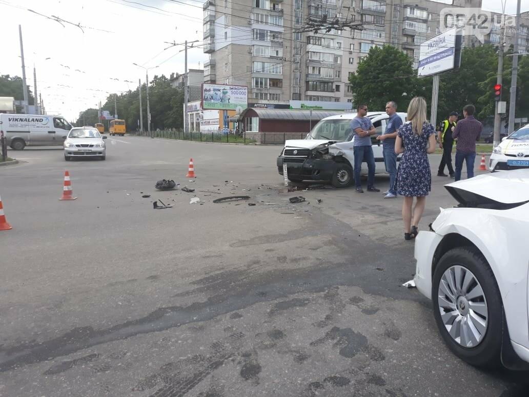 В Сумах на улице Харьковской произошло ДТП , фото-3