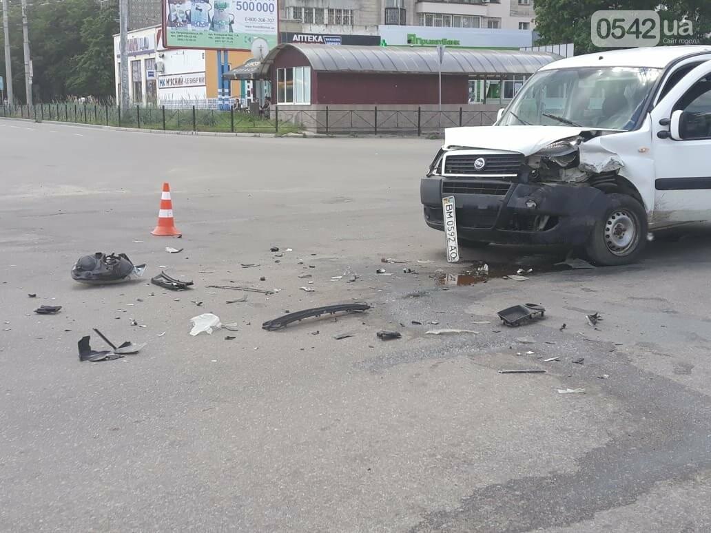 В Сумах на улице Харьковской произошло ДТП , фото-4
