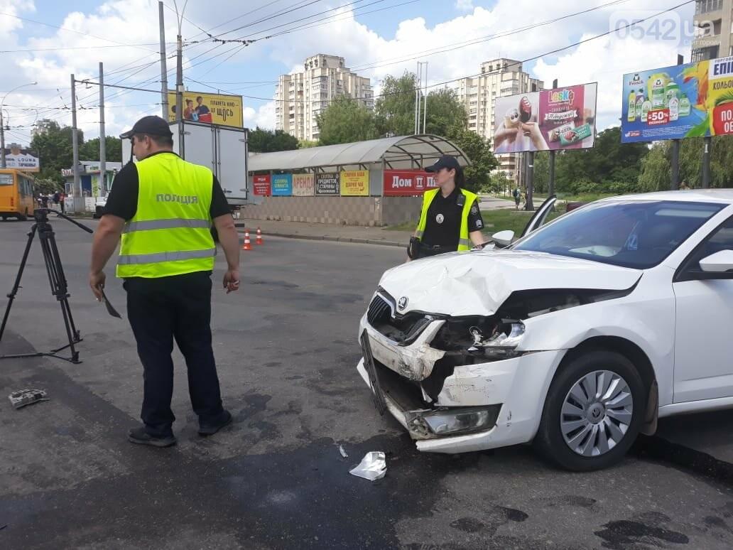 В Сумах на улице Харьковской произошло ДТП , фото-5