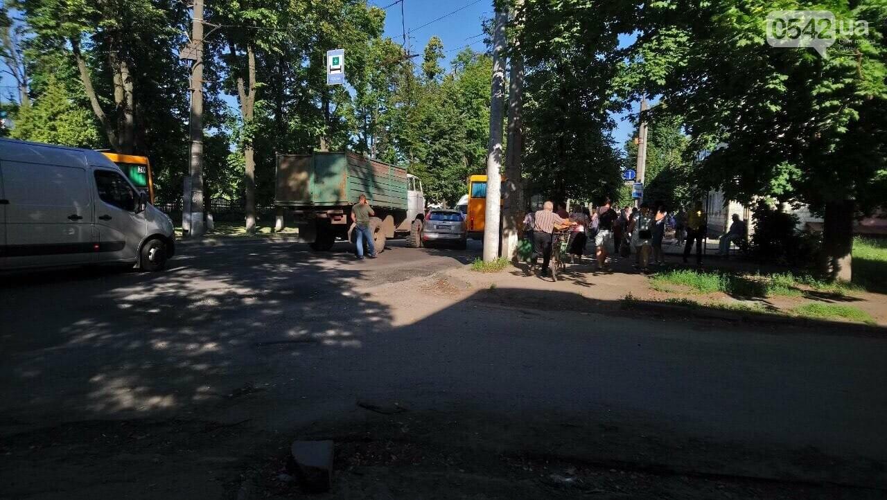 Сумські патрульні розповіли подробиці ДТП за участю маршрутки, фото-1