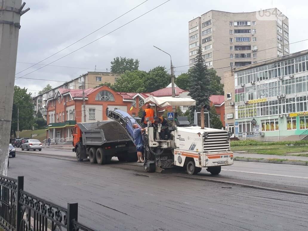 У Сумах ремонтують вул. Горького, фото-4
