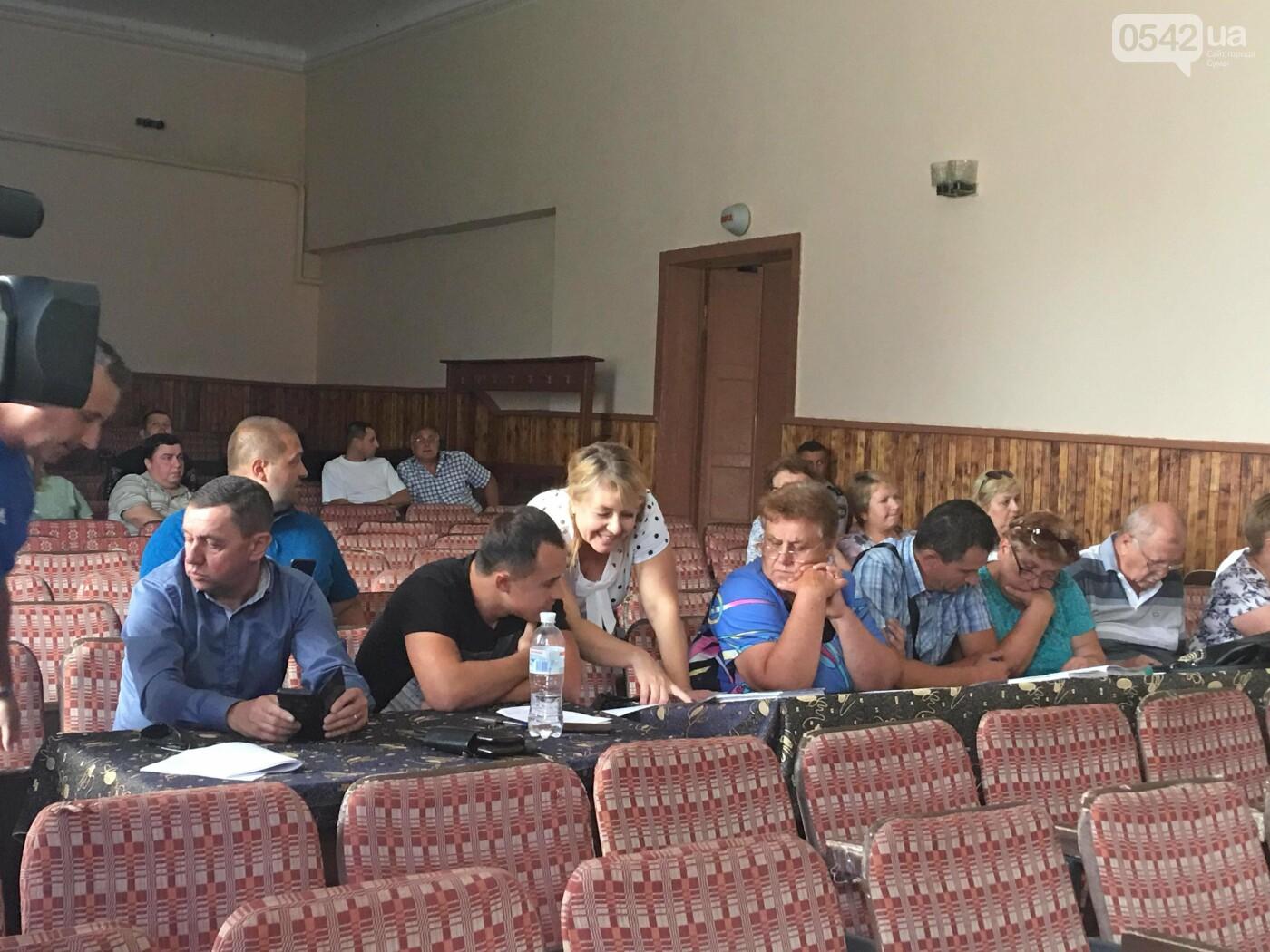 Депутати Верхньосироватської ОТГ знов саботують сесію, фото-7