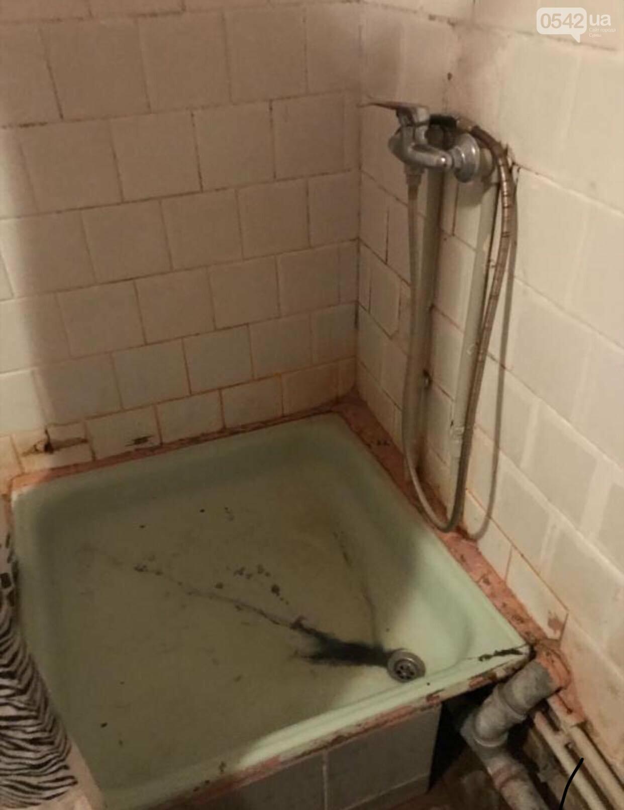 Кімната для ванних процедур в дитячій обласній лікарні в жахливому стані , фото-3
