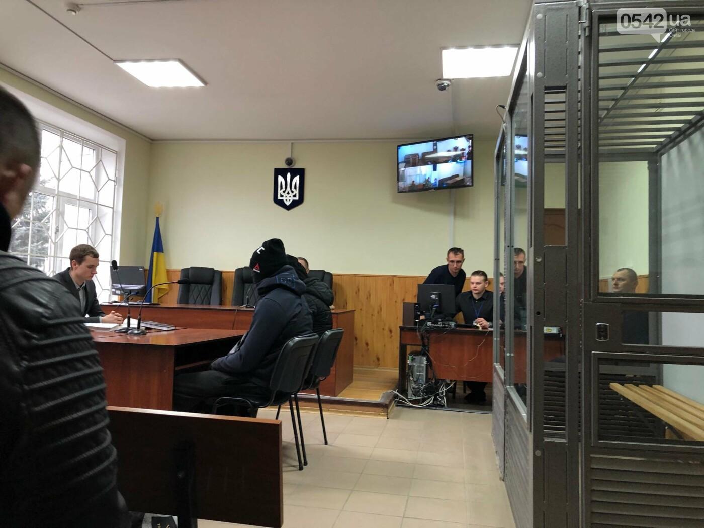 У справі 16-річного ґвалтівника у Сумах заслухали свідка, фото-1