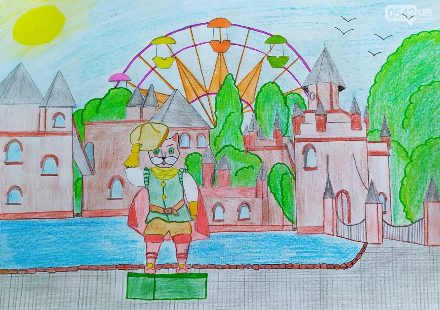 Півсотні маленьких сумчан намалювали своє місто, фото-4