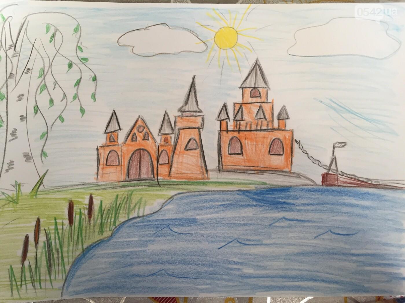 Півсотні маленьких сумчан намалювали своє місто, фото-1
