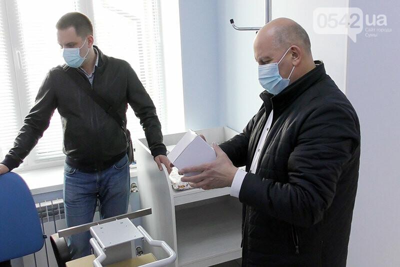 Сумська міська дитяча клінічна лікарня Святої Зінаїди отримала сучасний апарат штучної вентиляції легень, фото-1