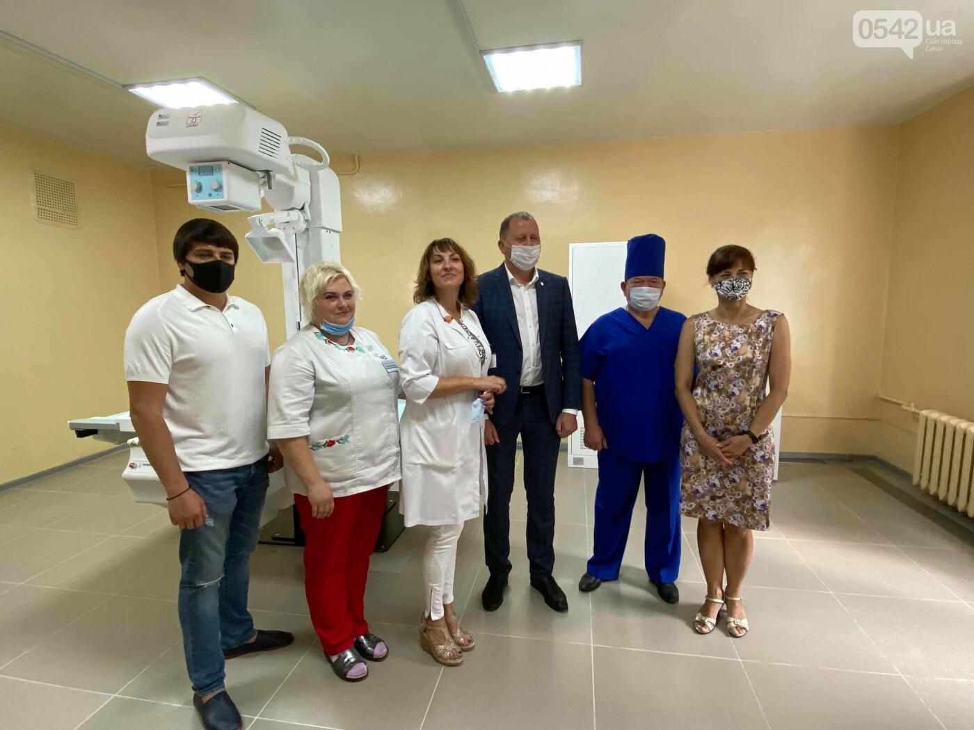 Олександр ЛИСЕНКО під час виїзної наради до 5 міської лікарні ознайомився з обладнанням, яке тепер буде використовуватися для діагностики з..., фото-2
