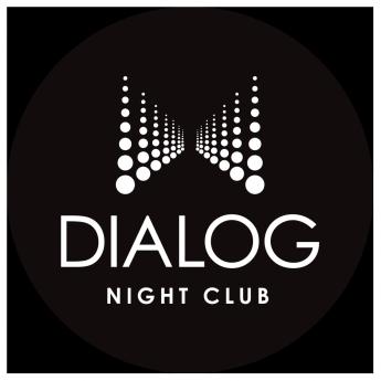 Логотип - Ночной клуб «Dialog»