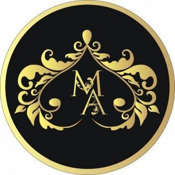 Логотип - Джентльмен клуб «Mon Amour»