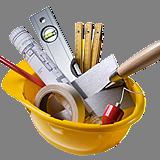 Логотип - Строительные и отделочные работы в г.Сумы