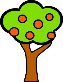 Логотип - Yablonya, интернет-магазин соков ТМ «Зеленая Сова»