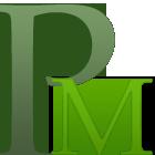 Логотип - РЕАЛ-М - ворота, еврозаборы, бетонные кольца, теплицы в г.Сумы