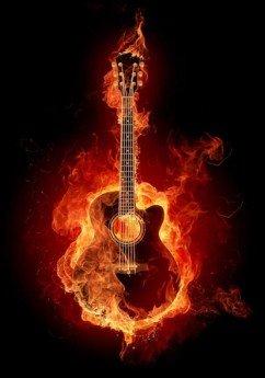 Логотип - Магазин музичних інструментів «InRock»