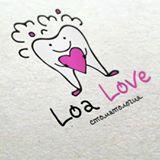 """Логотип - Стоматологическая клиника """"Loa Love"""" в г. Сумы"""