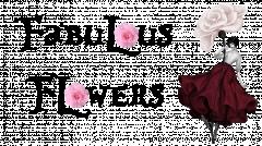 Логотип - «Fabulous Flowers» - ростовые цветы в г.Сумы