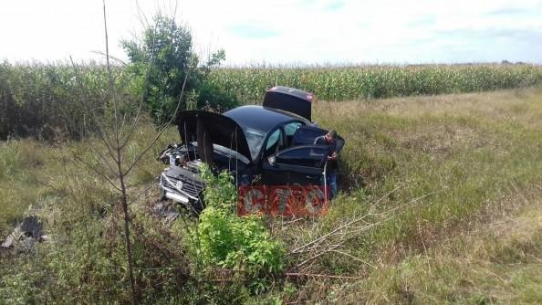 Под Сумами ДТП: столкнулись два Volkswagen, фото-2