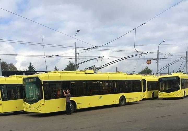 В Сумах автопарк «Электроавтотранса» пополнился троллейбусами. ОБНОВЛЕНО, фото-1