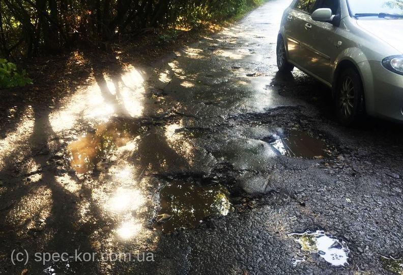 Дорогу під Сумами вирішили не ремонтувати, фото-4
