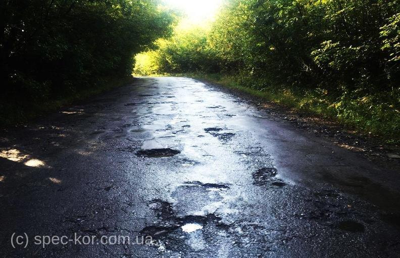Дорогу під Сумами вирішили не ремонтувати, фото-1
