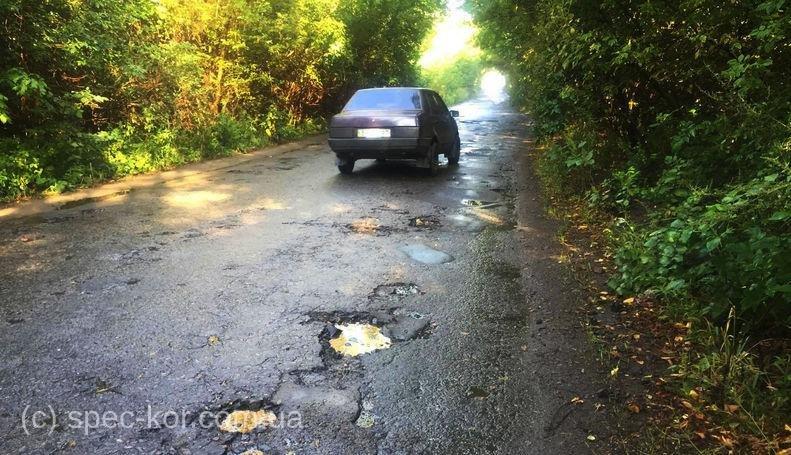 Дорогу під Сумами вирішили не ремонтувати, фото-2